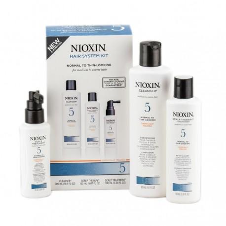 Nioxin kit 5
