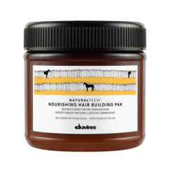 DAVINES NOURISHING Hair Building Pak