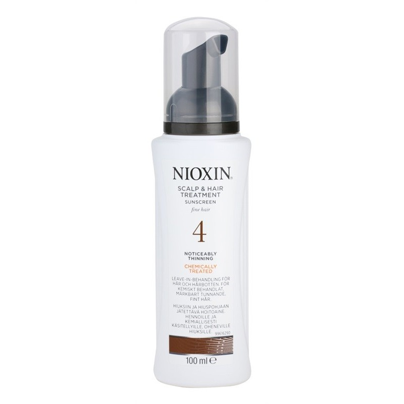 nioxin scalp treatment how to use