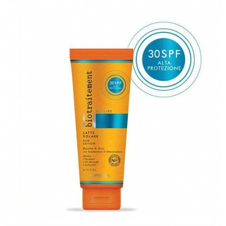 BIOTREATMENT Solaire Corpo Latte Solare SPF 30