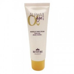 Alpha age Crema mani all'acido mandelico