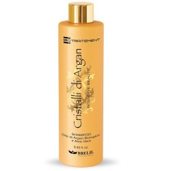 Intensive beauty shampoo organic argan oil and aloe vera