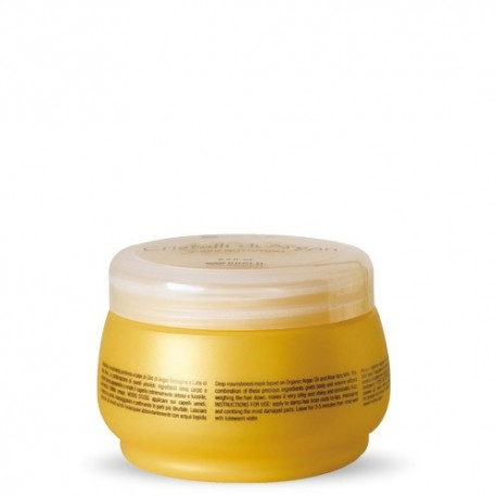 Nourishment Mask organic argan oil and aloe vera