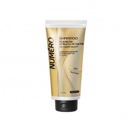 NUMERO Shampoo nutriente al burro di karité 300 ml
