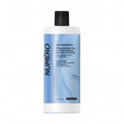 NUMERO Shampoo anticrespo all'olio di oliva 1000 ml