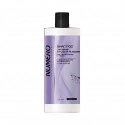 NUMERO Shampoo lisciante all'olio di avocado 1000 ml