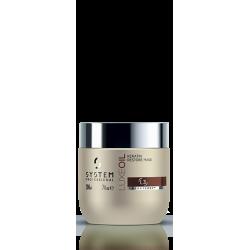 New LuxeOil keratin restore mask