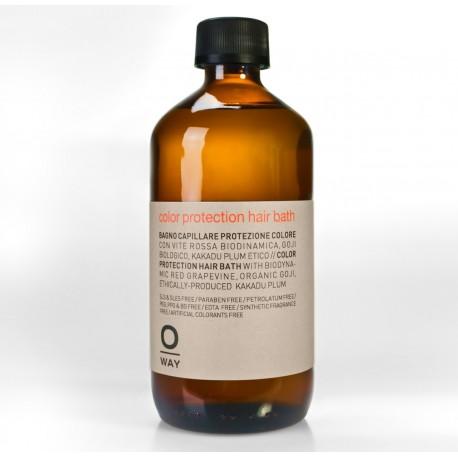 Color protection hair bath 240 ml