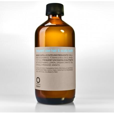 Frequent use hair & scalp bath 240 ml