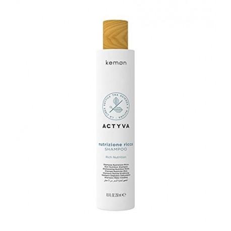 ACTYVA Nutrizione Ricca Shampoo